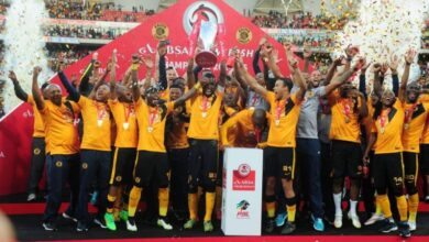 Photo of Mashamaite relives Chiefs' 2014-15 title glory
