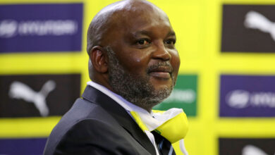 "Photo of Pitso Mosimane- ""I think Chiefs had an easier programme and they know it's true"""