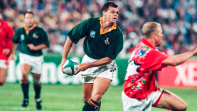 Photo of Gallery: RWC '95 Pool Games against Romania and Canada