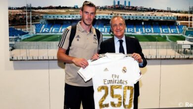 Photo of Gareth Bale: 250 Matches For Real Madrid