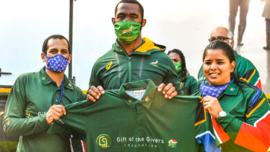 Photo of Boks Challenge Schools To Join #StrongerTogether Campaign