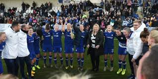Photo of CHELSEA WOMEN'S PRIZE MONEY DONATED TO REFUGE – 'THE BEST WAY TO DEMONSTRATE SUPPORT' SAYS HAYES