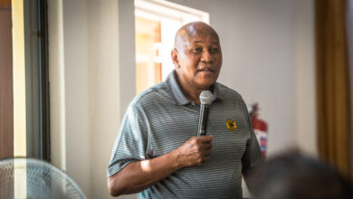 Photo of Kaizer Chiefs Chairman Motaung addresses Global challenges