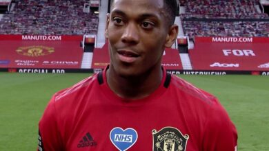 Photo of Manchester United Forward Player Antonio Martial Speaks After Old Trafford Hat-Trick
