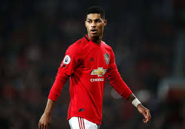 Photo of Manchester United Forward Marcus Rashford`s Open Letter To MPS On Food Poverty