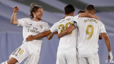 Photo of Real Madrid Surpass 500-goal Mark Under Zidane's Watch