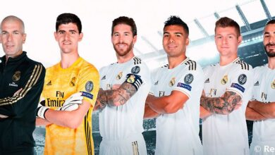 Photo of Five Real Madrid Players And Zidane In The UEFA.Com LaLiga Team Of The Year