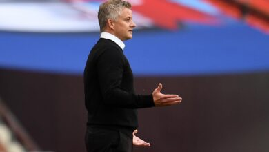 Photo of Ole Gunnar Solskjaer Reacts To Man Utd 1 Chelsea 3 In FA Cup