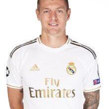 Photo of Real Madrid Midfielder Kroos, The Best Passer In LaLiga
