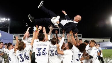Photo of Zidane Has Won 11 Titles As Real Madrid Coach