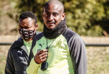 "Photo of ""When I left Sundowns I knew I wasn't just leaving a team but a family"" Says Mokwena"