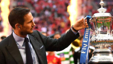 Photo of Chelsea Manager Frank Lampard: I'll Be Proud To Walk Out The Club I Love At Wembley