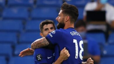 Photo of Chelsea Pair Pulisic And Giroud In Contention For Premier League Honour
