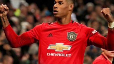 Photo of Manchester United`s Marcus Rashford Awarded Honorary Degree By Manchester University