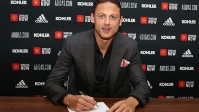 Photo of Manchester United Midfielder Nemanja Matic Signs New Three Year Contract