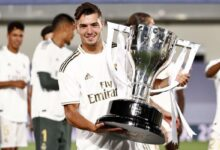 Photo of Real Madrid Forward Brahim Turns 21