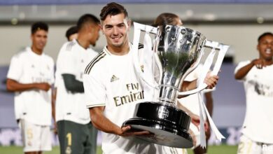 Photo of Real Madrid Forward Brahim Turns 21