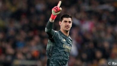 Photo of Real Madrid Goalkeeper Courtois' Spectacular Season