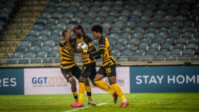 Photo of Kambole On His First Goal For Amakhosi