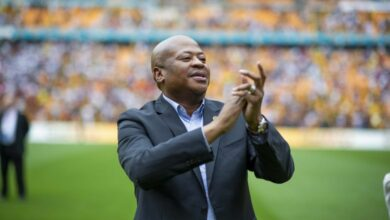 Photo of Chiefs Manager Bobby Motaung Suspended