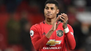 Photo of Man Utd's Marcus Rashford Tops The Nutmeg Charts