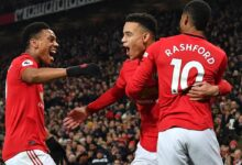 Photo of United Dominate Young-Player Award Short-List