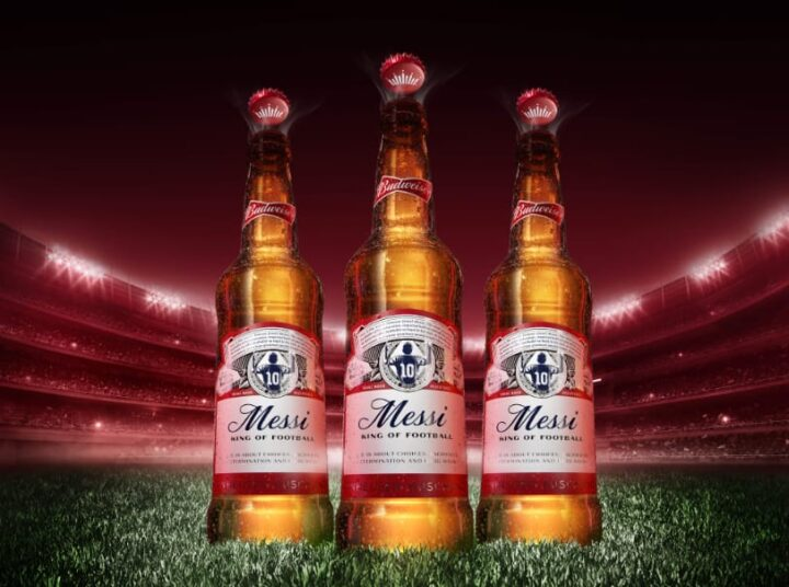 Messi Wants To Inspire SA Football Fans To Bring Out Their Greatness In Budweiser Partnership