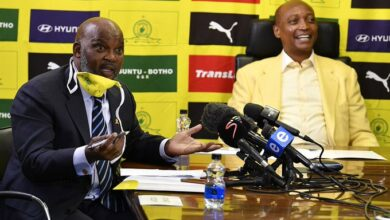 Photo of Coach Pitso Mosimane Reportedly resigns from Mamelodi Sundowns!