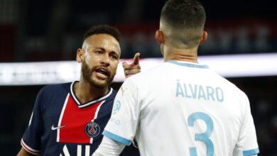 Photo of Neymar Accuses Marseille's Alvaro Gonzalez Of Racist Remarks