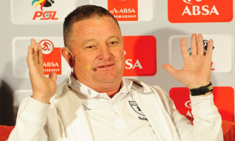 Reaction As Gavin Hunt Reportedly Lands Kaizer Chiefs Job