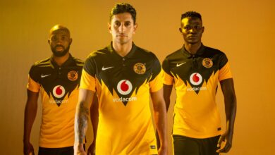 Kaizer Chiefs Release 2020/2021 Home & Away Kits!
