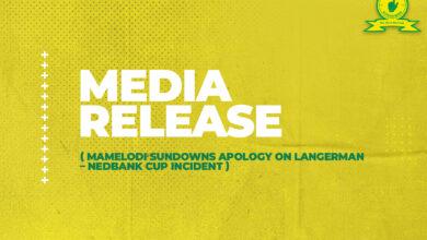 Photo of Mamelodi Sundowns Release Statement On Tebogo Langerman!