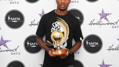 Photo of Themba Zwane Wins Inaugral SAFJA Player Of The Year!