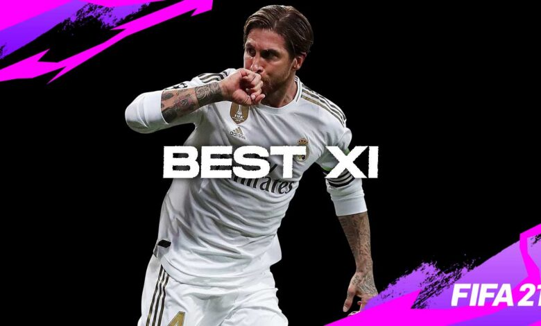 FIFA 21 Ultimate La Liga XI!