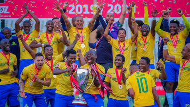 Photo of Mamelodi Sundowns Win The 2019/2020 ABSA Premiership Title
