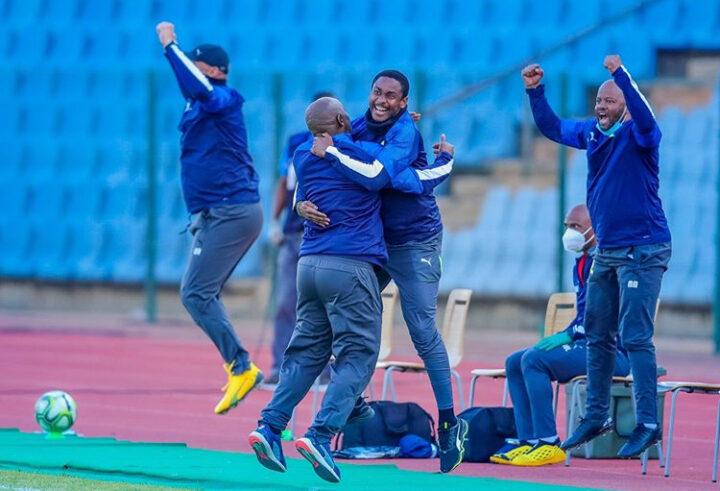 Mamelodi Sundowns Win The 2019/2020 ABSA Premiership Title