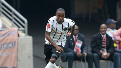 Photo of Thembinkosi Lorch Arrested for Assaulting Girlfriend