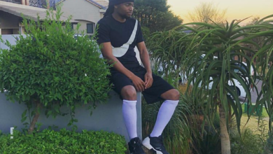 Siphiwe Tshabalala Remains a Thoroughbred Nike Athlete