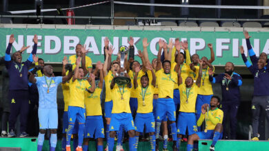 Reaction to Mamelodi Sundowns' Nedbank Cup Triumph