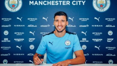 Manchester City Sign Ruben Diaz From SL Benfica!