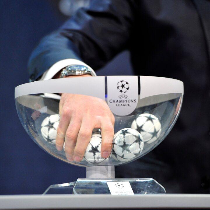 UEFA Champions League Draw Revealed!