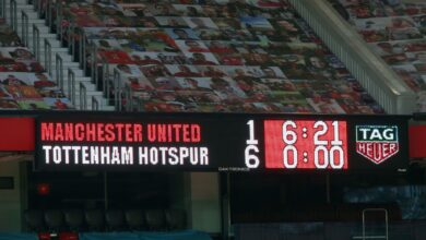 Photo of Reaction As Manchester United Suffer Harrowing 6-1 Defeat To Spurs!