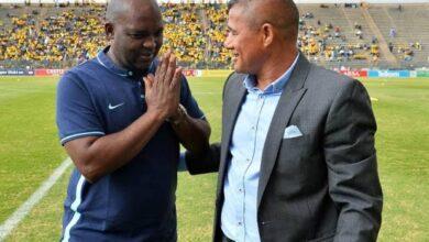 Photo of Pitso Mosimane Announces Cavin Johnson As New Assistant Coach