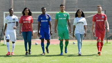 SuperSport United Release Three New Umbro Kits!