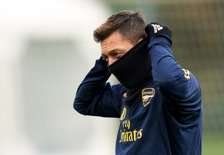 Mesut Ozil Receives R172 245 206,40 Loyalty Fee From Arsenal!