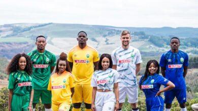 Photo of Amazulu & Umbro Release Three New Kits For The 2020/21 Season!