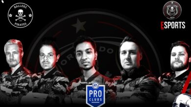 Photo of Orlando Pirates Launch FIFA 21 ESports Pro Clubs Team!