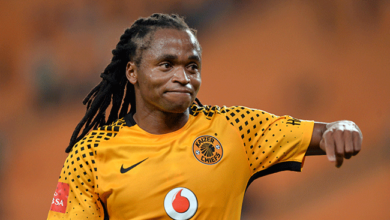New Teammates Siphiwe Tshabalala & Xola Mlambo Acquaint Themselves!