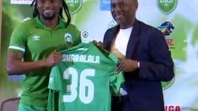 Siphiwe Tshabalala Is One Of 10 Players To Sign For Amazulu!