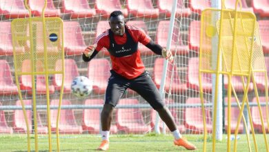 Photo of Richard Ofori Begins Training with Orlando Pirates Ahead of PSL Start!
